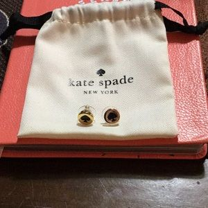 NWOT Kate Spade ♠️ Earrings in Dust Bag